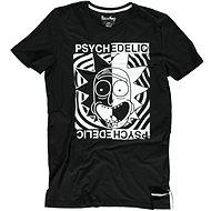 Rick and Morty – Psychedelic – tričko