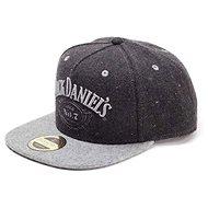 Jack Daniel's – Black Logo – šiltovka - Šiltovka