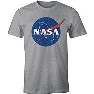 NASA – Logo – tričko XL
