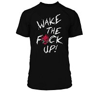 Cyberpunk 2077 – Wake Up Sketchy – tričko