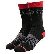 The Witcher 3 – Monsters Bane – ponožky - Ponožky