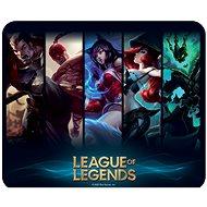 League of Legends – Champions – Podložka pod myš - Podložka pod myš