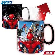 Spiderman – Multiverse – hrnček premenlivý