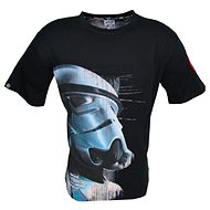 Star Wars – Imperial Stormtrooper – čierne tričko M - Tričko