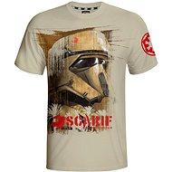 STAR WARS Scarif – tričko pieskovej farby