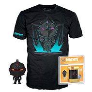 Fortnite – Black Knight – tričko M s figúrkou