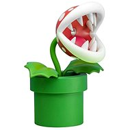 Super Mario – Piranha Plant – dekoratívna lampa