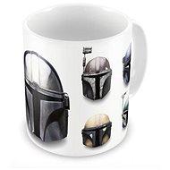 Star Wars Mandalorian – Helmet – hrnček - Hrnček