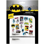 Batman – retro magnetky, 19 ks