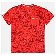 Deadpool - All Over - T-shirt - T-Shirt
