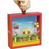 Super Mario – Level – pokladnička - Pokladnička