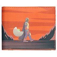 Star Wars – The Mandalorian – peňaženka - Peňaženka