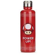 Nintendo – Super Mario Power Up – nerezová fľaša na vodu