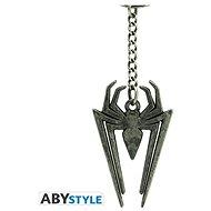 Spiderman Emblem – prívesok na kľúče - Kľúčenka