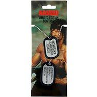 Rambo – psie známky - Prívesok