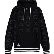 PlayStation – Black and White – mikina - Mikina