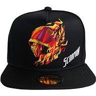 Mortal Kombat – Scorpion – šiltovka - Šiltovka