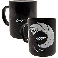 James Bond – Gunbarrel – hrnček meniaci farbu