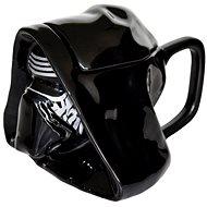 Star Wars – Kylo Ren – 3D hrnček s viečkom
