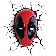Marvel – Deadpool Face – lampa nástenná
