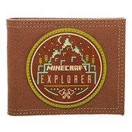 Minecraft – Explorer – peňaženka - Peňaženka
