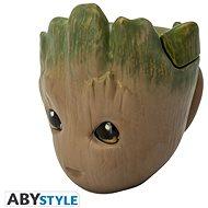 Guardians of the Galaxy – Groot – 3D hrnček s viečkom