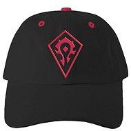 World Of Warcraft – Horde Red Logo – šiltovka - Šiltovka
