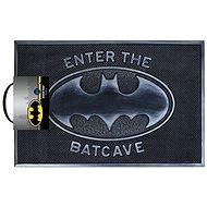 Batman – Enter The Bacave – gumená rohožka
