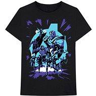 Marvel - Avengers Group - tričko - Tričko