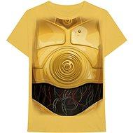Star Wars - C-3PO - tričko - Tričko
