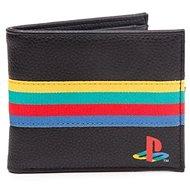 Playstation – Logo and Stripes – peňaženka