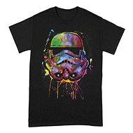 Star Wars –- Paint Splats Helmet – tričko - Tričko