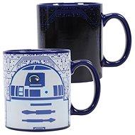 Star Wars – R2-D2 – hrnček meniaci farbu - Hrnček