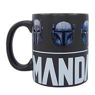 Star Wars Mandalorian – Logo – hrnček - Hrnček