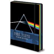 Pink Floyd – Dark Side Of The Moon – zápisník