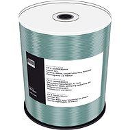 MediaRange CD-R Inkjet Fullsurface Printable 100ks cakebox - Médiá
