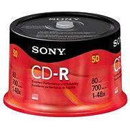 Cakebox Sony CD-R 50ks - Médiá