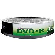 Sony DVD+R 10 ks cakebox - Médium
