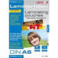 GENIE A6/160 lesklá – balenie 100 ks - Laminovacia fólia