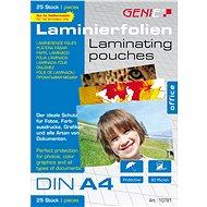 GENIE A4/160 lesklá – balenie 25 ks - Laminovacia fólia