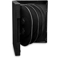 Krabička na 10ks – čierna, 33 mm, 5 ks/bal - Obal na DVD