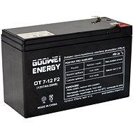 GOOWEI ENERGY OT7-12L, 12 V, 7 Ah - Nabíjacia batéria