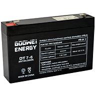 GOOWEI ENERGY OT7-6, 6 V, 7 Ah