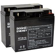 GOOWEI RBC7 – Battery replacement kit - Nabíjateľná batéria