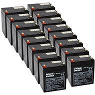 GOOWEI RBC140 - Nabíjateľná batéria