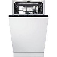 GORENJE GV520E10 - Vstavaná umývačka riadu úzka