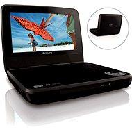 Philips PD7001B - Prenosný DVD prehrávač