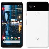 Google Pixel 2 XL 128 GB čierny/biely - Mobilný telefón