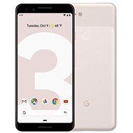 Google Pixel 3 64 GB ružový - Mobilný telefón