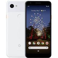 Google Pixel 3a biela - Mobilný telefón